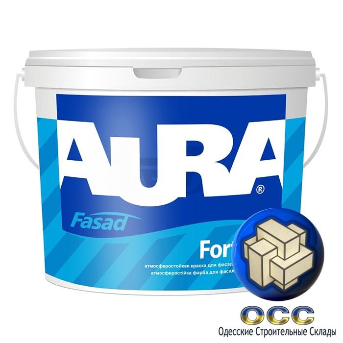 Краска AURA Fasad