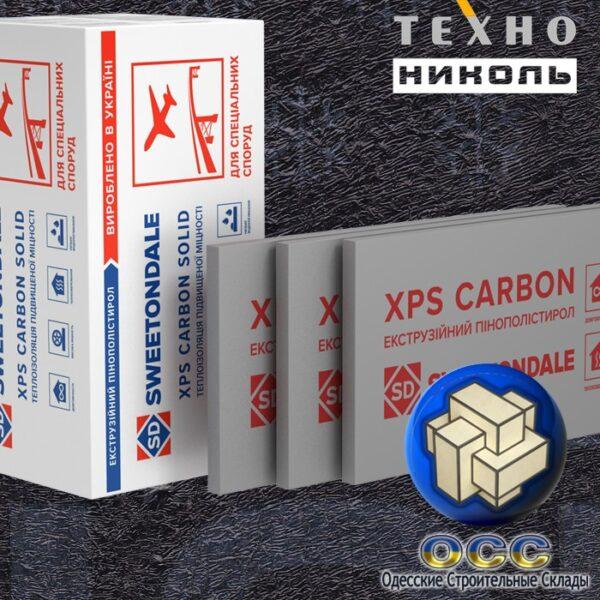 Пенополистирол CARBON Эко / 10см