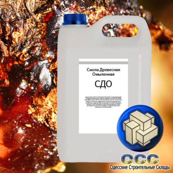 СДО добавка для полистирол бетона / 1л.