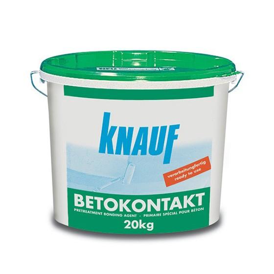 Грунтовка Кнауф Бетонконтакт 20кг.